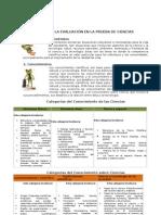 Manual Para Fortalecer Conocimientos y des en Ciencias