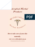 Your Skin Care Hints and Tips eBook