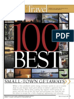 100 Best Small Towns