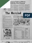 The Merciad, May 28, 1981