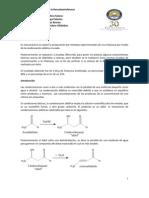"""Reporte de Síntesis de la Benzalacetofenona """"Chalcona"""""""