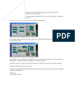 Configurar Eixo Turbo CNC
