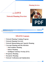 Nokia Network Planning Overview