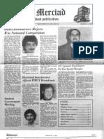 The Merciad, Feb. 4, 1982