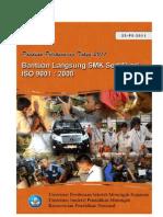 25 PANLAK Sertifikasi ISO 2011