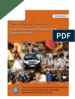 30 PANLAK Data Dan Informasi Prov 2011