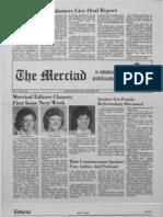 The Merciad, May 6, 1982