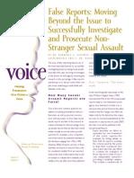 The Voice Vol 3 No 1 2009