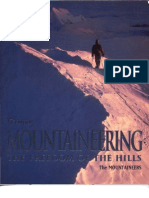 Mountaineering 'the freedom of the hills' 5th edition