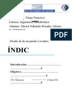 PROYECTO DE MECANISMOS