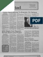 The Merciad, Jan. 28, 1983
