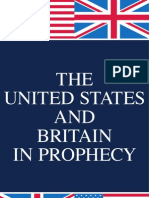 United States and Britian in Prophecy