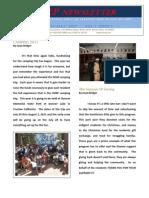 HVRP Newsletter - March, 2011