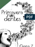 Carta-Programa da Chapa Primavera Nos Dentes