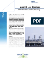 WP pH Control in Crude Desalting e LR HCProcessing
