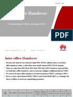 Inter-Office Handover Guide