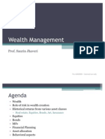 Wealth Management (Basic & Equities)