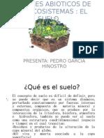 Factores Abioticos de Los Ecosistemas Costeros