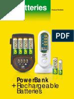 c) GP Powerbank