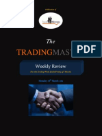 Monday 28th March 2011 - Weekly Review - The Trading Master