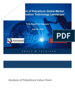 Frost&Sullivan Polysilicon 2010