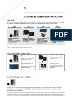 NI Stepper Motion System Selection Guide