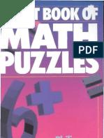 54601090 Maths Puzzles