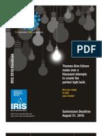 IRIS Handbook 2010