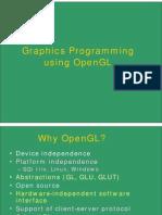 Opengl Basics