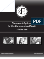 Treatment Options for the Compromised Tooth – A Decision Guide