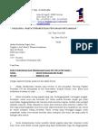 Surat Sokongan Dan Pengesahan Ketua Jabatan '09