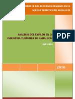 Análisis del Empleo en la Industria Turística de Andalucía