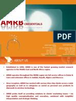 Amrb Credentials Feb 2010