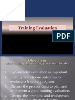 Training Evaluation - PPT 6