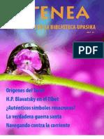 Revista Atenea 1 - Setiembre 2008