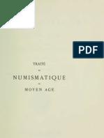 Traité de numismatique du moyen âge. T. III