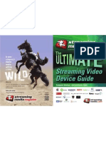 Streaming Media Device Guide