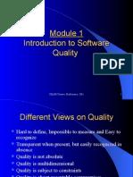 IISc - Proficience - SQAM - Module 1