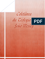 Coletanea Da Teologia de Joao Wesley