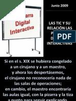 Introducción a la Pizarra Digital Interactiva