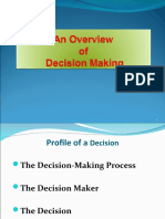 Decision Making Old