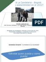 Cómo será La Candelaria - Bogotá Escenario Apuesta