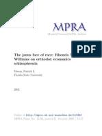 Janus Face of Race