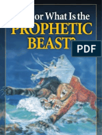 Who or what is the Prophetic Beast of Revelation