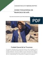 Proceso Vocacional de Francisco