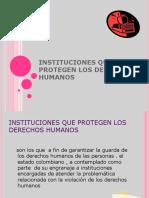 Organismos Protecc Dd.hh