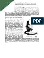 Microscopia Electr Nueva Dimension
