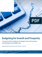 Budgeting for Growth and Prosperity