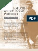 """Baeza Luisa Eguiluz, """"Poesía Mapuche un discurso interrumpido"""" in Atenea Revista de Ciencia, Arte y Literatura de la Universidad de Concepción, 494, 2006"""