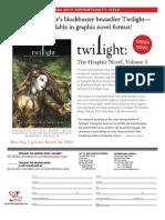 Twilight the Graphic Novel Volume 1 (2)